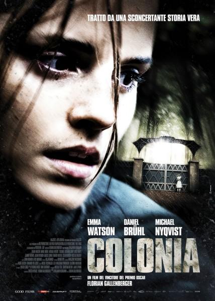 colonia-poster-locandina-9383