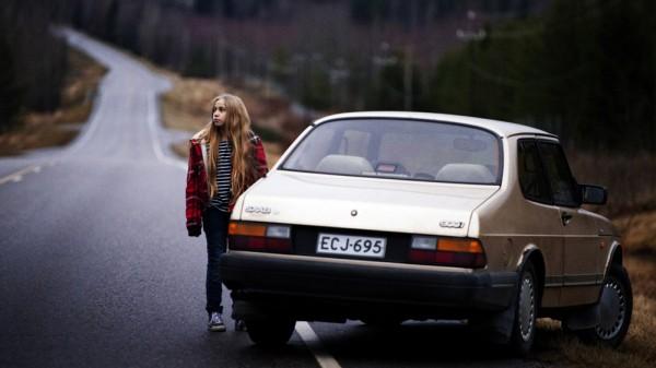 Tyttö nimeltä Varpu / Photo by Cata Portin