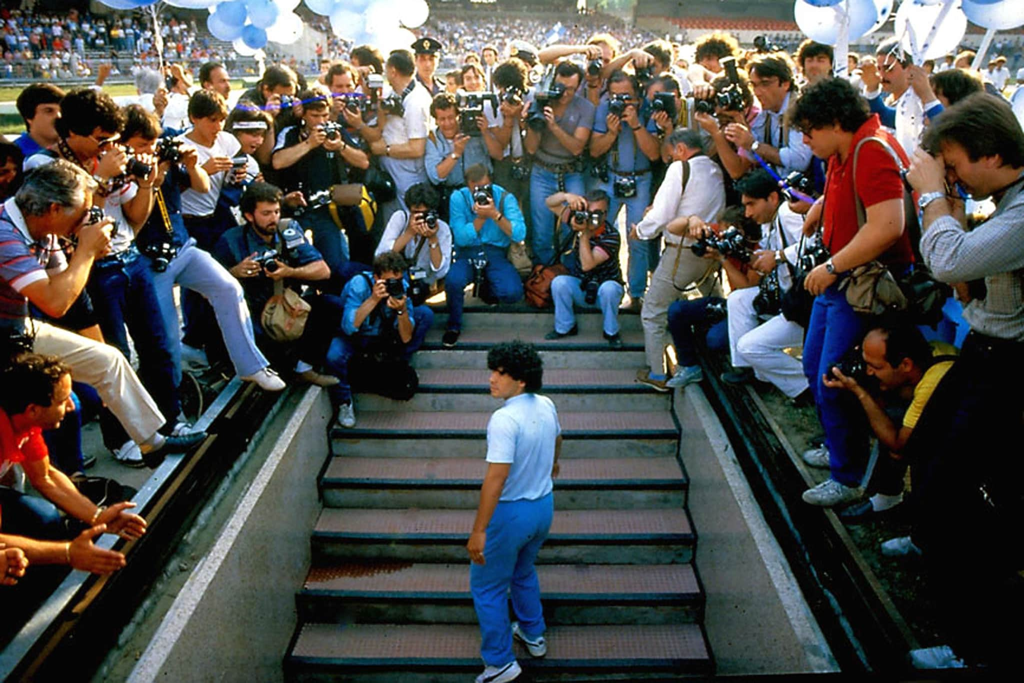 Linea d'Ombra Festival, Maradona è megli'e Pelè? | RB Casting