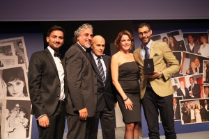 premio GIOIELLO UNA VITA PER IL CINEMA a CLAUDIA GERINI
