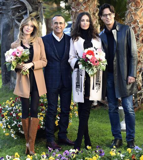 TV: Rai 1; Garko, Raffaele e Ghenea in cast Sanremo