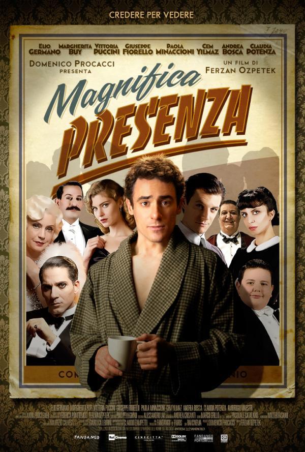 Le Prime Magnifiche Presenze Del Film Di Ferzan Ozpetek Rb Casting