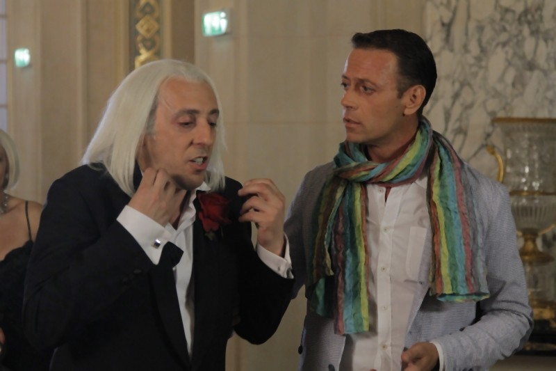 "Matrimonio In Parigi : ""matrimonio a parigi e anticipato per massimo boldi"