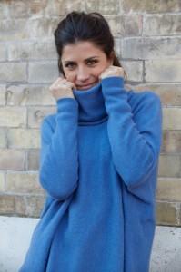 """Francesca valtorta: """"adesso mi basta cambiare abito per entrare nei"""