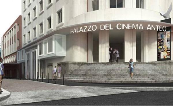 Anteo palazzo del cinema 11 sale su 4 piani a milano da for Palazzo a 4 piani