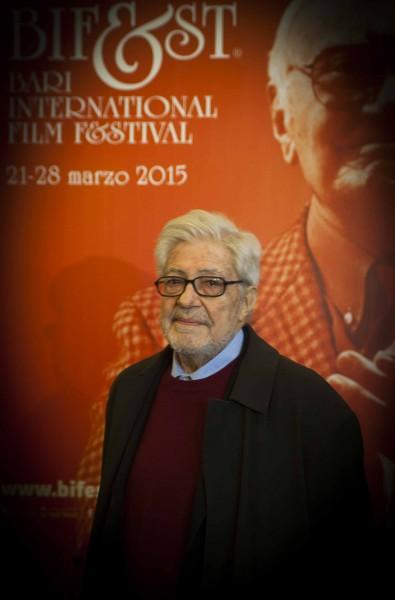 Ettore-Scola-al-Bifest-Bari-2015