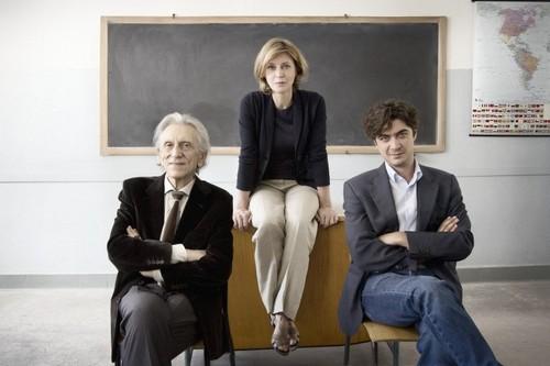 """""""ll rosso e il blu"""": a scuola con i professori Scamarcio"""