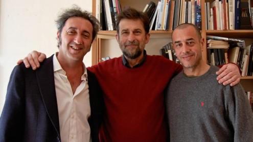 Nanni Moretti, Paolo Sorrentino, Matteo Garrone