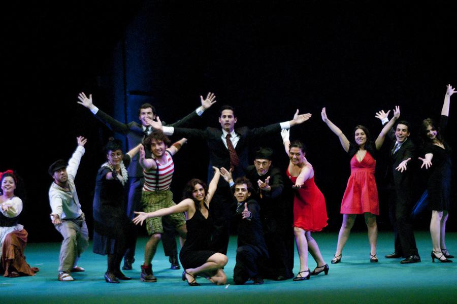 "Pene d'amor perdute"" al Globe Theatre di Proietti"