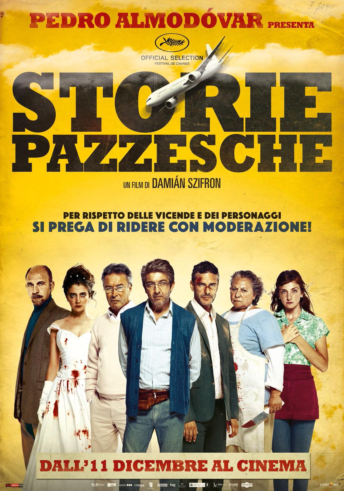 Storie pazzesche Online (2014)