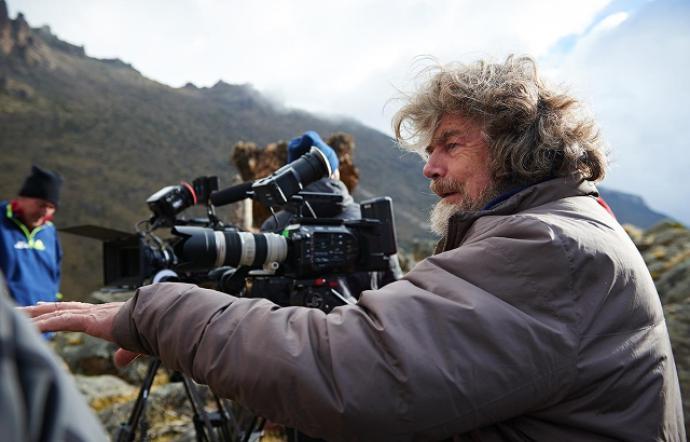 Still Alive%E2%80%93Dramma sul Monte Kenya Reinhold Messner 2016 2017 La scelta di Quintino e Dolomitenfront al Trento Film Festival 2017