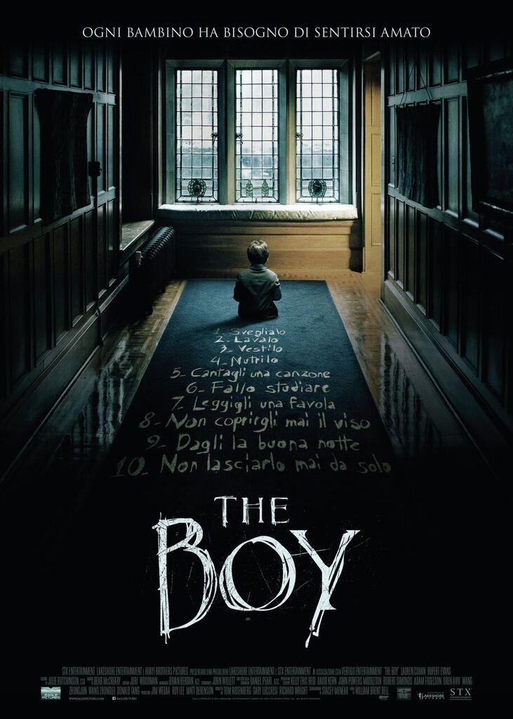 The Boy, dopo Annabelle una nuova bambola demoniaca arriva al cinema