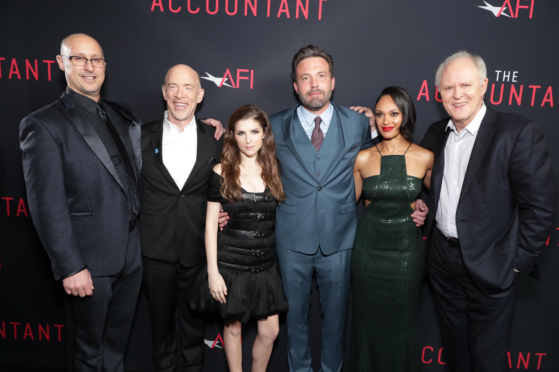 """""""The Accountant"""" in arrivo alla Festa del Cinema di Roma ..."""