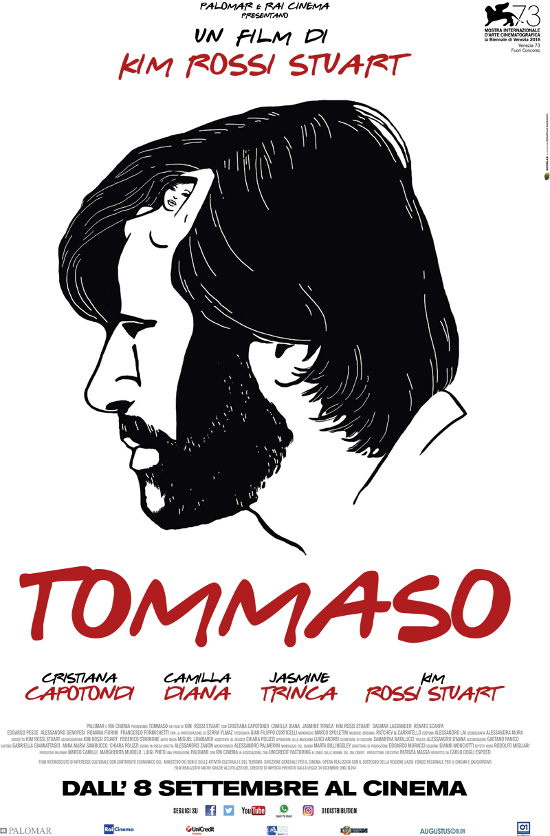 Tommaso di kim rossi stuart trailer poster e clip rb for Di tommaso arredamenti ostia