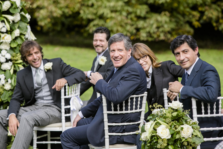 """Tema Matrimonio Da Favola : Le prime immagini di """"un matrimonio da favola dal"""