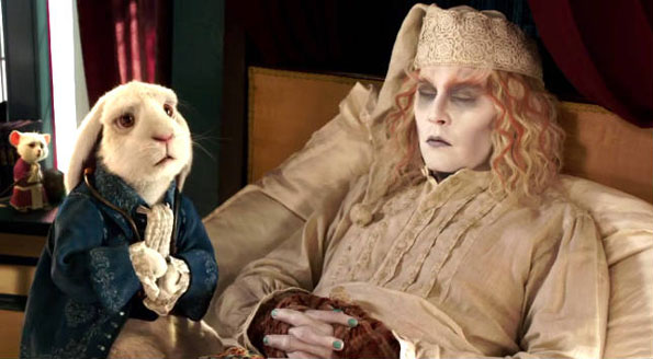 Box office italia alice attraverso lo specchio debutta - Alice e lo specchio ...