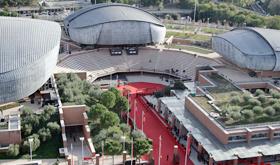 Sale Parco Della Musica Roma : Tutte le sale dell auditorium per il festival di roma ottava