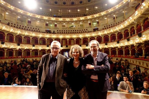 marco-bellocchio-claudia-cardinale-enzo-porcelli-bifest-bari-2016